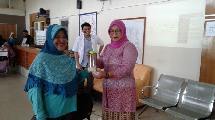 Peringati Hati Kartini, RSBT Pangkalpinang Berikan Cek Kesehatan Gratis