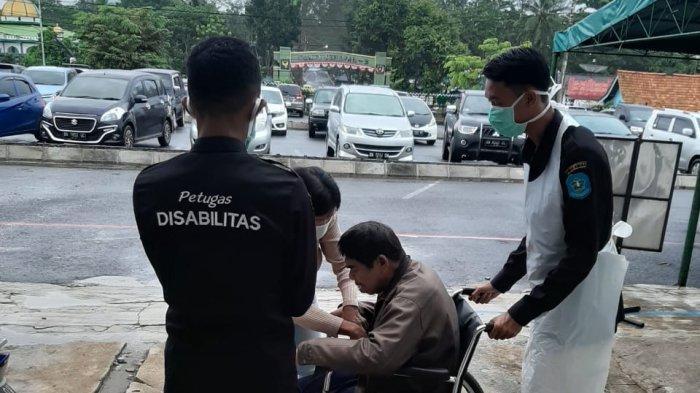 Program Dulang Yamani, Layanan Khusus RSUD Depati Bahrin Bagi Penyandang Disabilitas