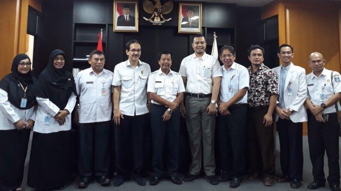 Wagub Berharap RSUD Soekarno Jadi Pusat Layanan Bedah Saraf Regional