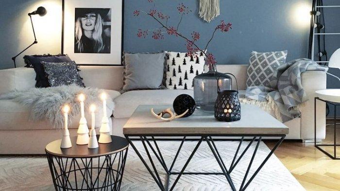 Percantik Ruang Keluarga, Ini Solusi 5 Desain Sederhana