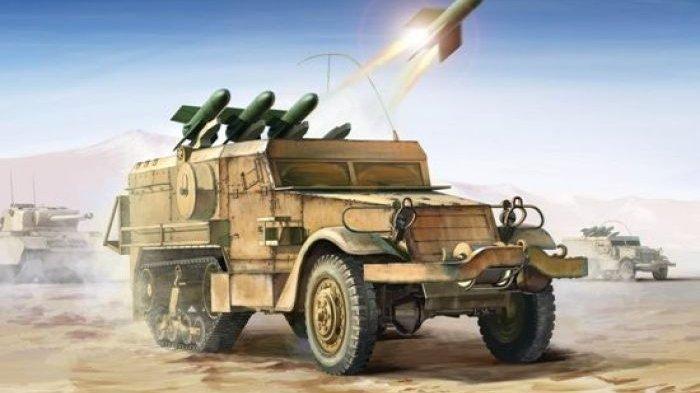 Iran Hujani Pangkalan Militer AS di Irak dengan Puluhan Roket