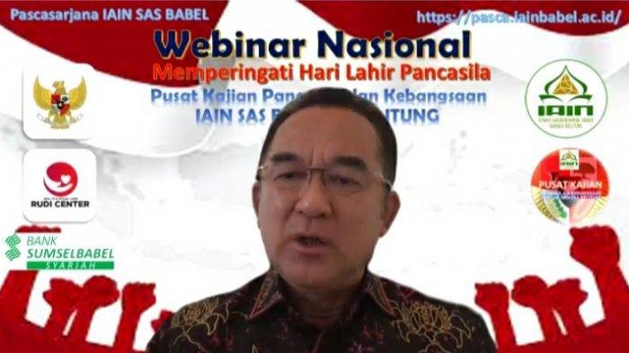 Rudianto Tjen Implementasikan Nilai Pancasila: Semangat Gotong Royong Lawan Covid-19
