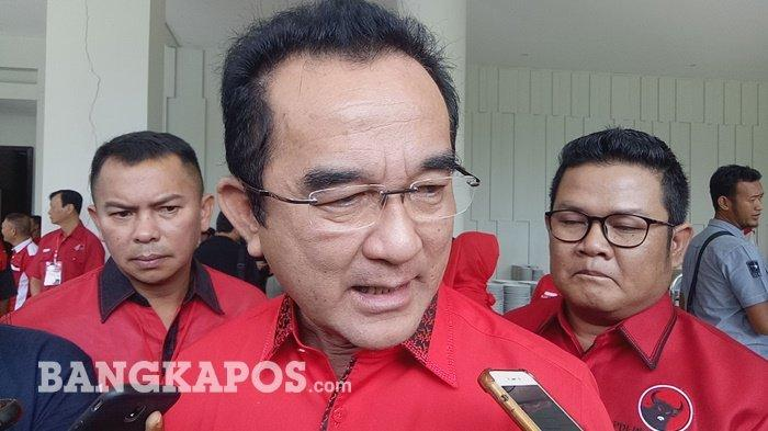 DPP PDIP Putuskan Istri Mantan Bupati Bangka Selatan Jadi Wakil Riza Herdavid di Pilkada 2020