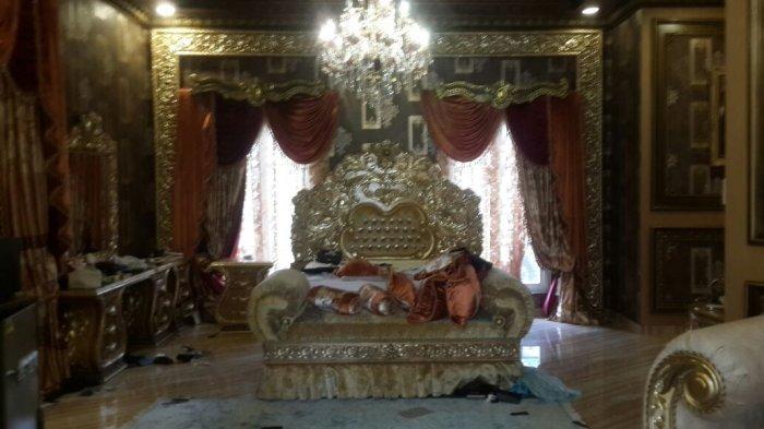 Mencengangkan! Inilah Isi Istana Rp 30 Miliar Milik Bos First Travel