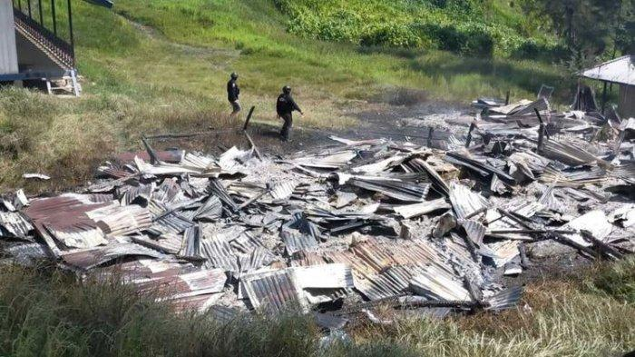 KRONOLOGI Gugurnya Kepala BIN Papua, Evakuasi Jenazah Belum Bisa Dilakukan