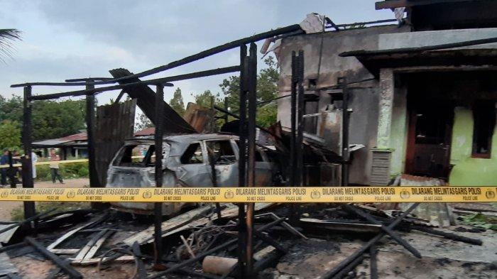 Begini Cara Asnawi Wartawan Serambi Bersama Anak dan Istri Selamatkan Diri saat Rumahnya Dibakar
