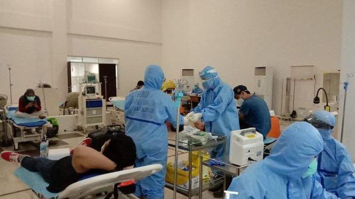 Rumah Sakit di Jabodetabek Kolaps: Tempat Tidur Kosong, ICU Penuh, Ratusan Pasien Covid-19 Terlantar