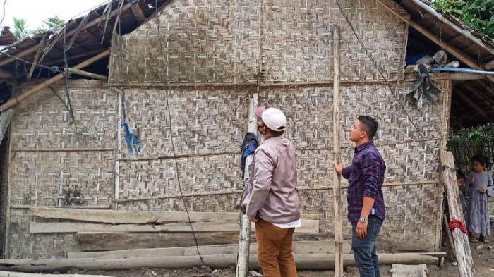 Nasib Malang Tukang Becak, Bantuan Perbaikan Rumah Tak Cair Sawahnya yang Melayang