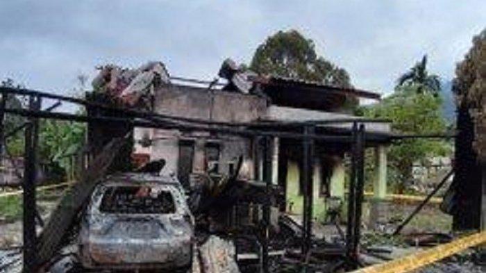 Kesaksian Istri Wartawan Serambi Sebelum Rumah Mereka Dibakar, 'Orang Itu Bertanya, Ada Pak Asnawi?'