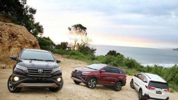 Toyota Rush Laris Manis di Pasar Domestik Maupun Mancanegara