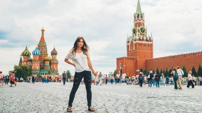 Euforia Piala Dunia 2018, Ini 10 Fakta Menarik Rusia Sebagai Negara Penyelenggara