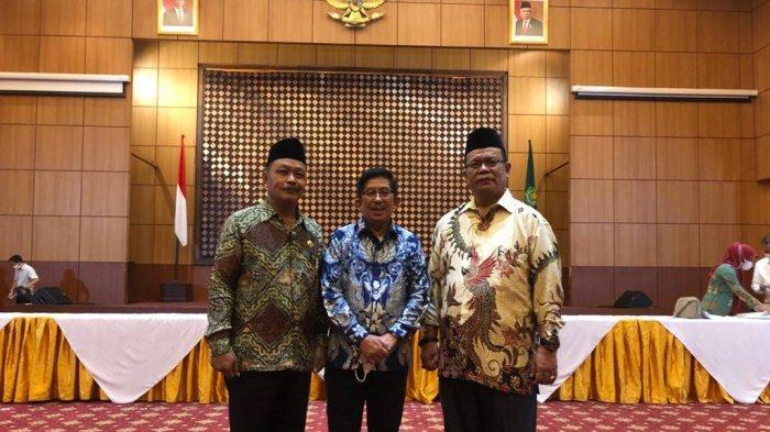 Drs H Eramli Jantan Abdullah, MM Duduki Jabatan Baru Sebagai Kepala Biro AUAK IAIN SAS Babel