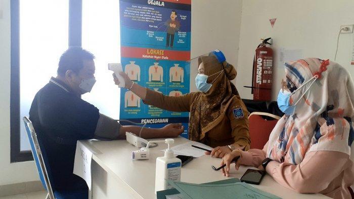Mulai Hari Ini Vaksinasi Tahap Dua Sasar 3.959 Pekerja Publik di Pemprov Bangka Belitung