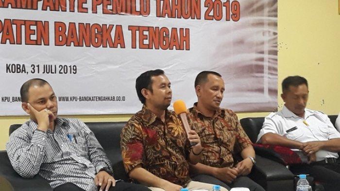 Davitri Ajak Masyarakat dan Peserta Pemilu untuk Berikan Catatan Demi Pemilu yang Lebih Baik