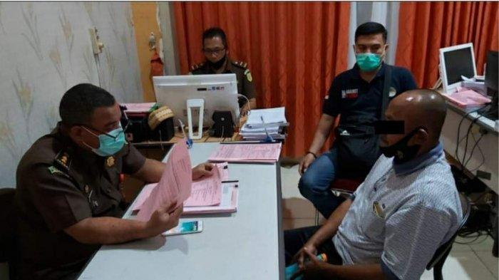 Segera Disidangkan, Tersangka AD Kepala Desa Cit yang Menghalangi Penyidik Gakkum KLHK di Bangka
