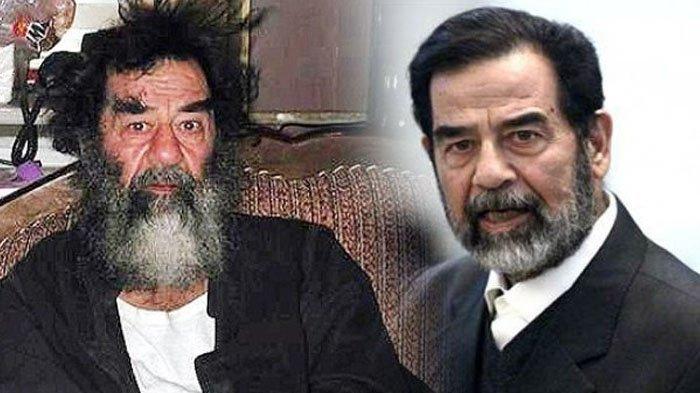 Pegang Alquran dan Ucapan Syahadat yang Terputus, Inilah Detik-detik Saddam Hussein Digantung