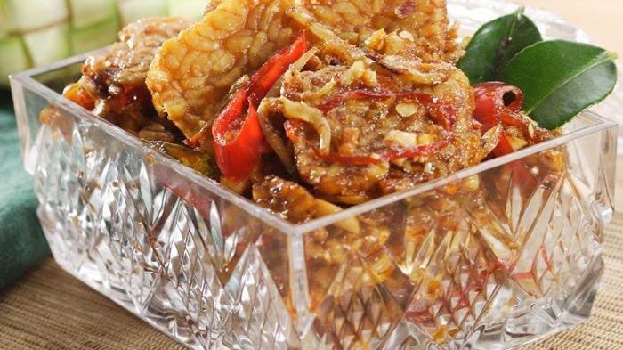 Kering Tempe Ini Enak Dimakan dengan Nasi, Sup Sampai Jadi Camilan, Yuk Bikin Stok di Rumah!