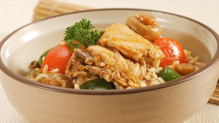 Sapo Nasi Ayam Tomat Punya Rasa yang Dijamin Enak dan Pasti Disuka