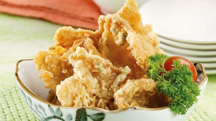 RESEP Ayam Kriuk Krispi Ala Kentucky, Begini Urutan Menggorengnya