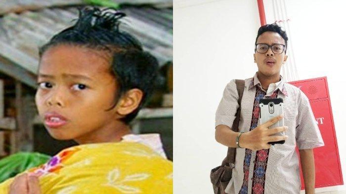 Begini Perubahan Hidup Pemeran Kipli 'Kiamat Sudah Dekat'  Setelah 13 Tahun Berlalu