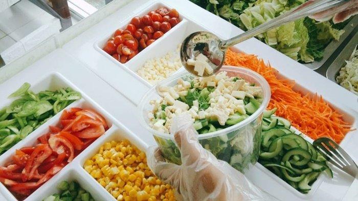 Salad Street, Sajikan Menu Makanan Sehat dan Kalori Rendah Pertama di Kota Pangkalpinang - salad6.jpg