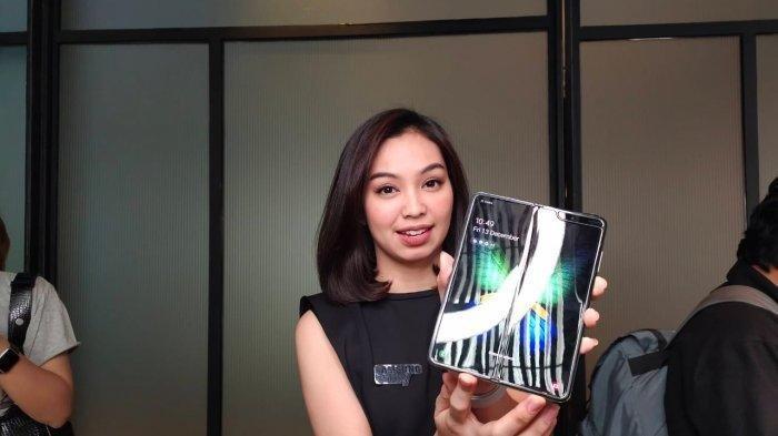 Langsung dari Korea, GadgetIn Unboxing Samsung Galaxy Fold Rp 30 Juta, Smartphone dengan 6 Kamera