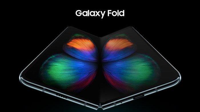 Begini Cara Pre-order Ponsel Lipat Galaxy Fold Tahap 2