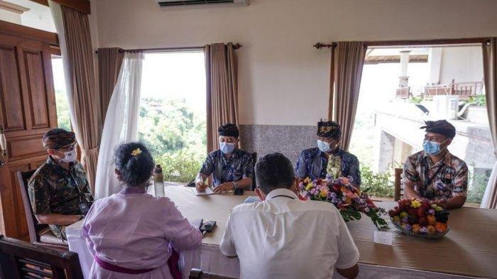 Intip Ruang Kerja Menteri Sandiaga Uno di Bali, Pemandangannya Alami, Fasilitas Digital Lengkap