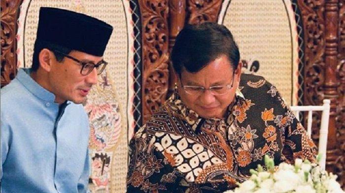 Sandiaga Lama Bungkam, Akhirnya Jawab Isu Ditampar Prabowo & Tidak Diajak Ketemu PDIP, 'Mantan Bro'