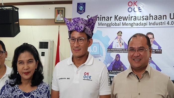 Jadwal Gubernur Hari Ini, Dampingi Kunjungan Kerja Menteri Pariwisaata Sandiaga Uno di Belitung