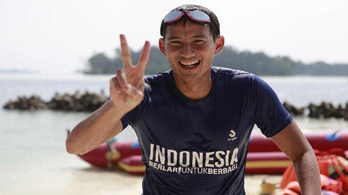 Ahok Divonis 2 Tahun Penjara, Sandiaga Uno Posting Pose Salam 2 Jari