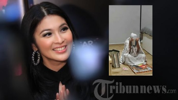 Begini Kisah Rumah Sandra Dewi yang Tiap Hari Bergema Lantunan Ayat Suci Al Quran, Ternyata. . .