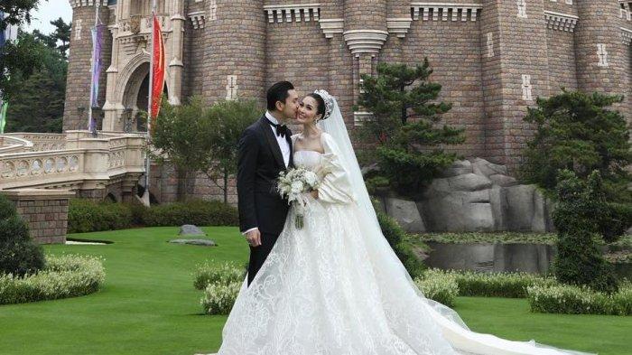Suami Sandra Dewi Nangis Nikah Impian Kelewat Mahal