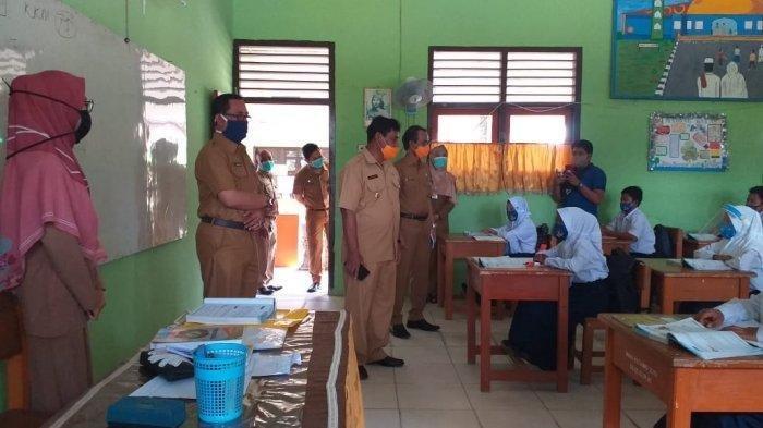 Guru dan Siswa Terpapar Covid-19, Bupati Belitung Evaluasi Belajar di Sekolah