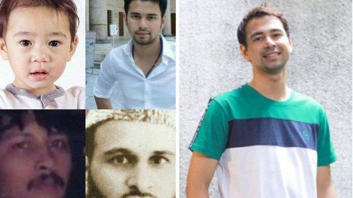 Raffi Ahmad bongkar silsilah keluarganya, sang kakek ternyata bukan orang sembarangan