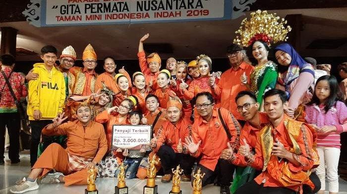 Sanggar Lawang Budaya Berhasil Rebut Lima Penghargaan Saat Tampil di TMII