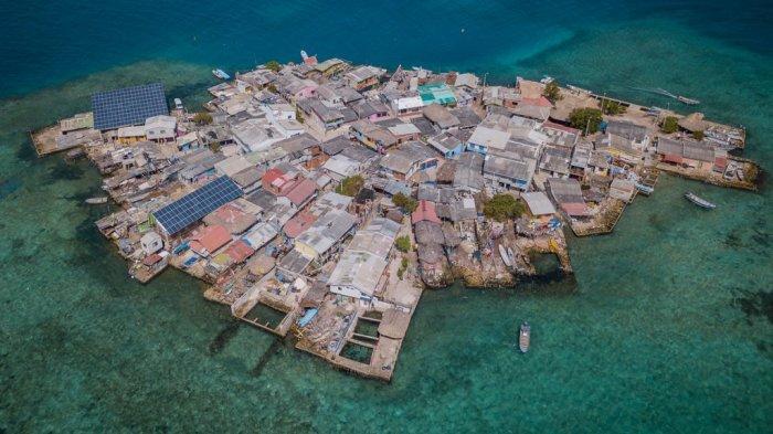 Tak Punya Kuburan, Ini Pulau Terpadat di Dunia Luasnya 2 Kali Lapngan Sepakbola