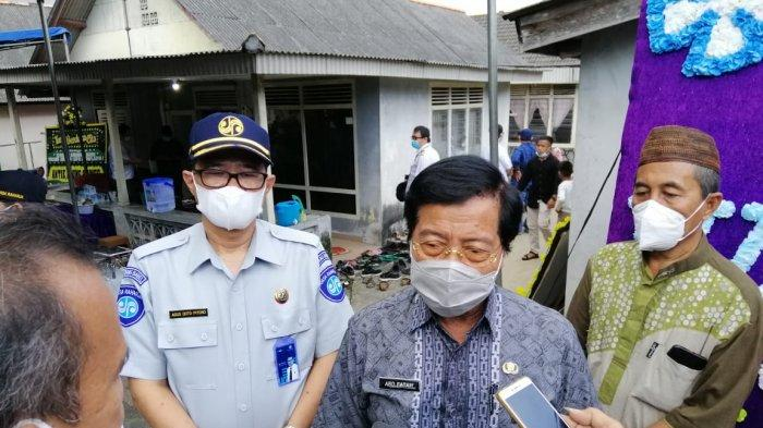 Jasa Raharja Bangka Belitung Serahkan Santunan Rp 50 Juta ke Keluarga Pramugara Dhika