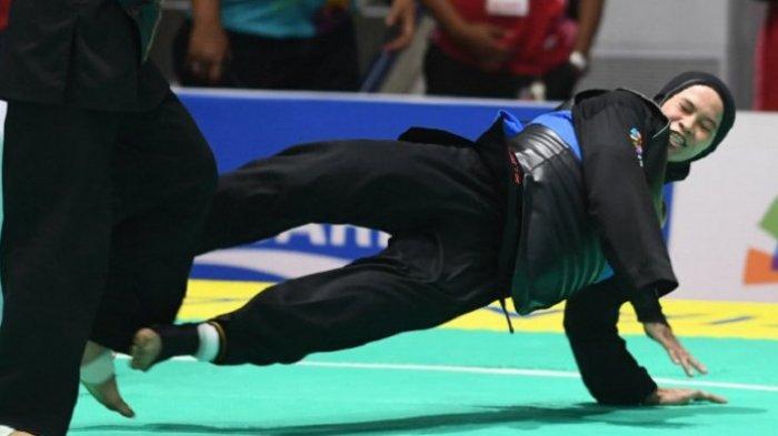Suami-Istri Ini Sama-sama Raih Medali Emas untuk Indonesia di Asian Games 2018