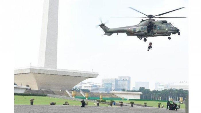 Mantan Panglima TNI Moeldoko: People Power 22 Mei Skenario yang Disiapkan Kelompok Tertentu