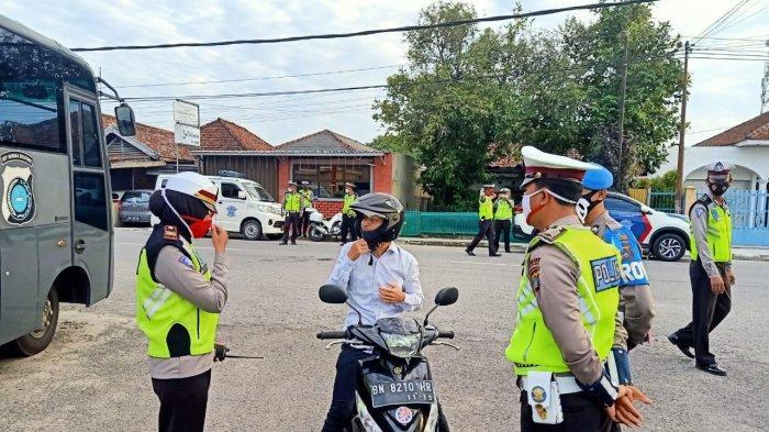 INGAT! Lapor ke Propam jika Temukan Polisi Tak Penuhi 5 Syarat Saat Razia Resmi, Begini Jelasnya