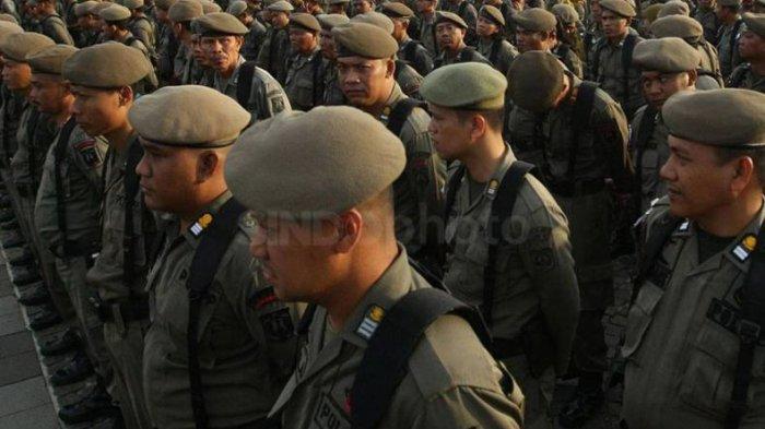 SATPOL PP Kota Pangkalpinang Terancam Jarang Penertiban Gegara Anggaran Cuma Rp 15 Juta per Tahun