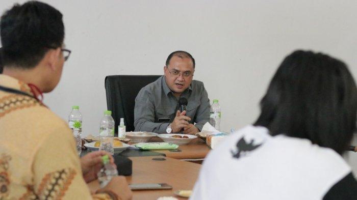 Wakil Ketua Kadin Jabar Mengaku Terkagum pada Daya Kreativitas dan Visi Erzaldi Rosman