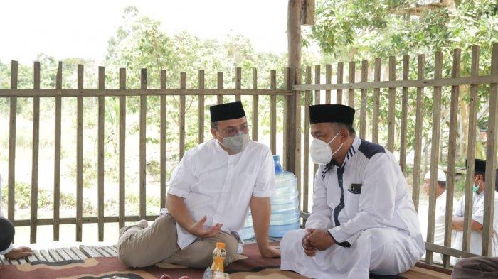 Gubernur Bangka Belitung Kagumi Kemajuan Ponpes Hidayatullah Keposang