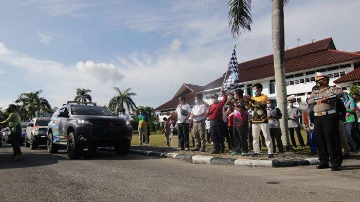 Gubernur Bangka Belitung Minta Komunitas Pajero Indonesia Promosikan Pariwisata Pulau Bangka