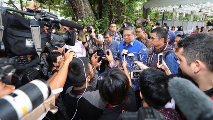Sikap SBY Pasca Debat Capres ke-5, Hingga Hinca Pandjaitan Me-retweet Video Lawas Ketum Demokrat