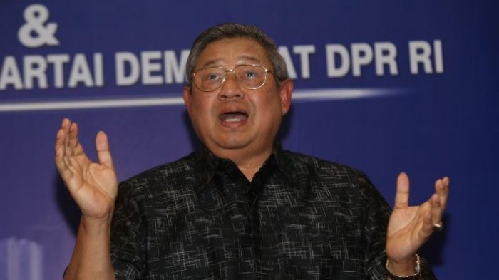 SBY Minta Ungkap Dalang Aksi Penolakan UU Cipta Kerja