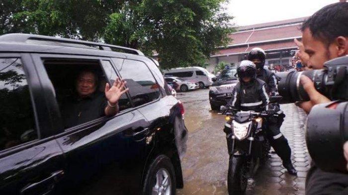 Istana Sampaikan Alasan Mengapa SBY Masih Pinjam Mobil Dinas Antipeluru
