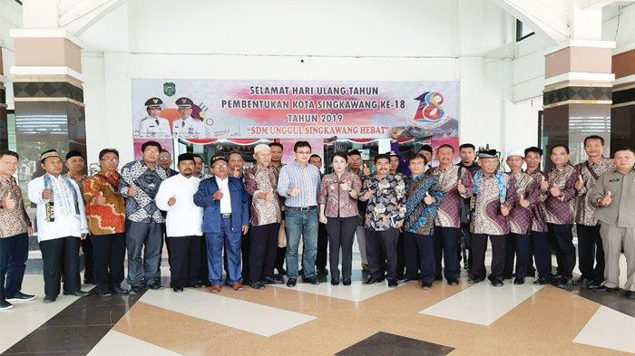 Bupati Bangka Barat dan FKUB Berkomitmen Perkuat Budaya Toleransi