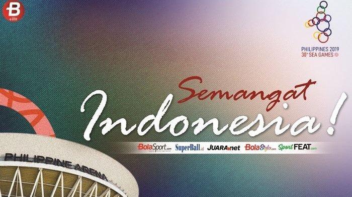 Posisi Terkini Indonesia di Perolehan Medali SEA Games 2019, Rangking 2 Raih 40 Emas